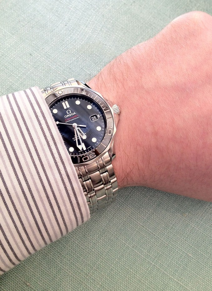 omega watches seamaster 300m