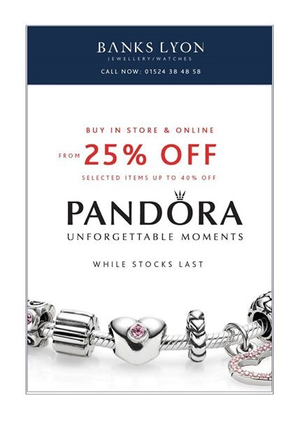 We recently featured a few select items of Pandora jewellery here on our  blog, but such a short list could only showcase a mere fraction of the  complete ...