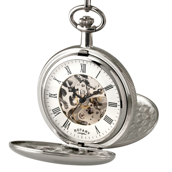 circle are pocket watches back in style banks