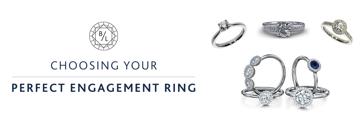 Composing your perfect engagement ring