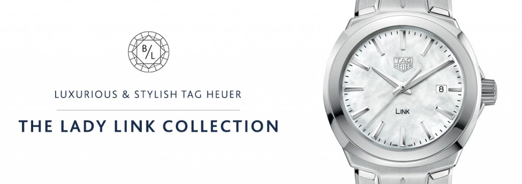 LUXURIOUS & STYLISH TAG HEUER