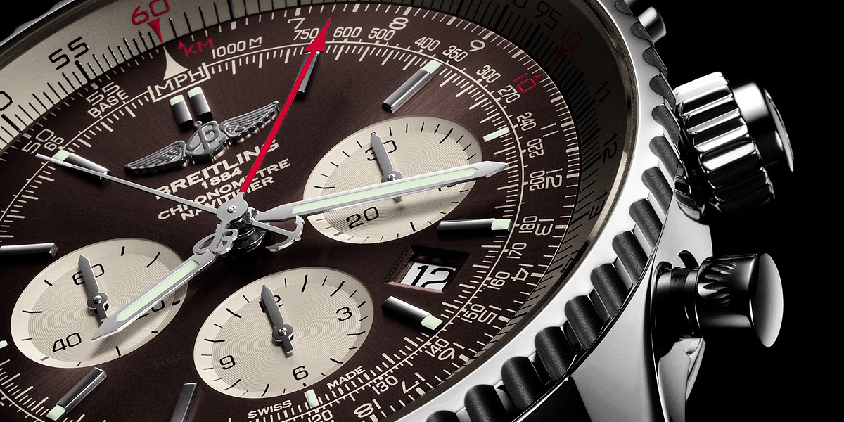 Innovative and Precise: The Breitling Navitimer Rattrapante