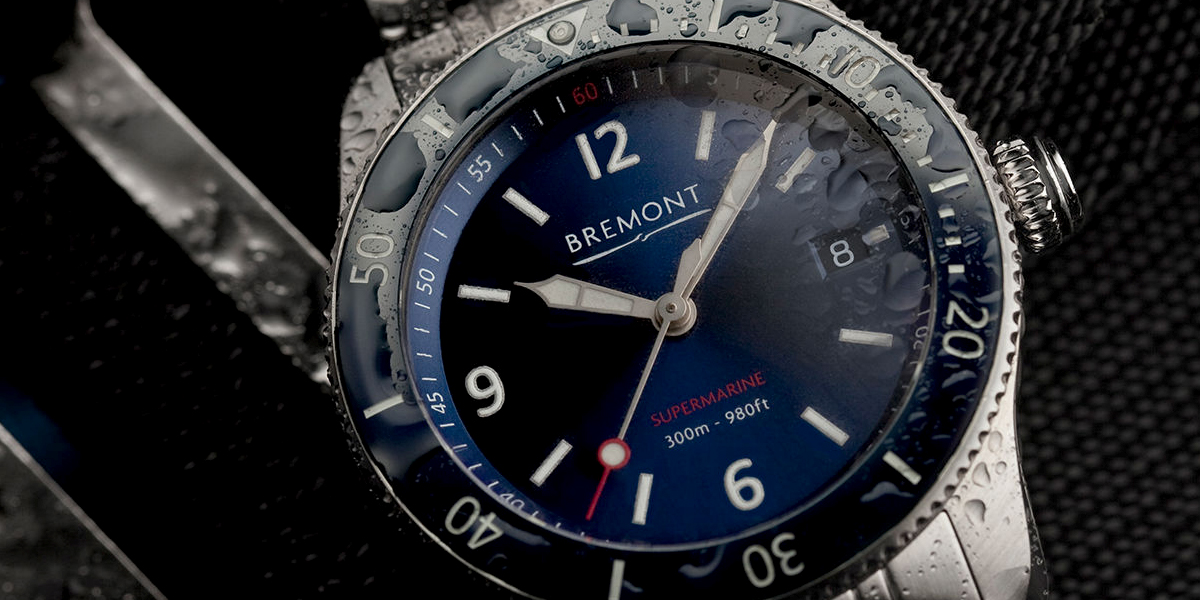 Bremont Supermarine: Classic Style