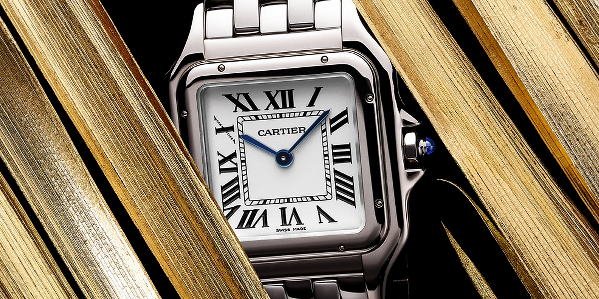 The Return of an Icon: Panthère de Cartier in Steel