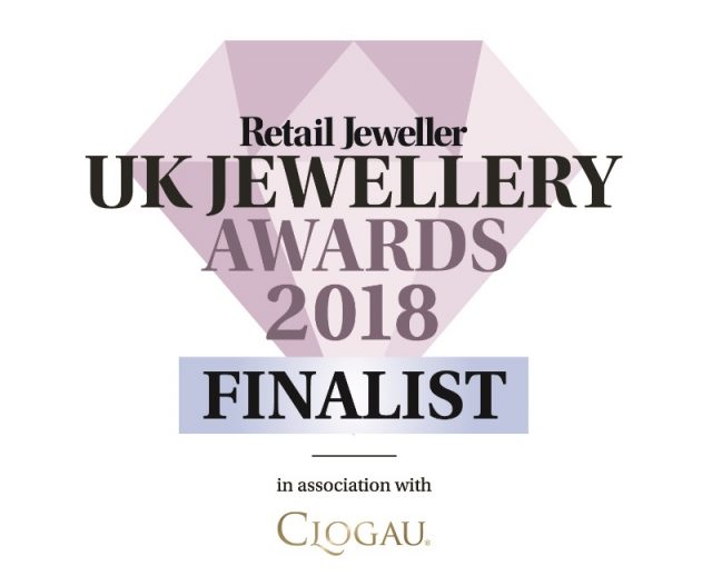 UK Jewellery Awards 2018 Finalists