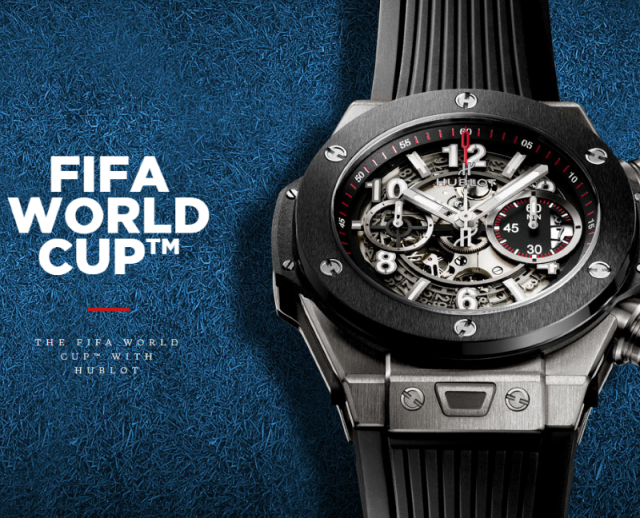 fifa world cup hublot watch