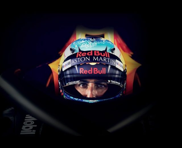 TAG Heuer and Aston Martin Red Bull Racing