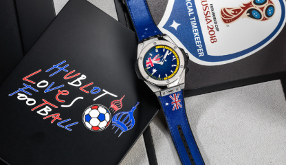 2018 FIFA World Cup: Highlights and Horology