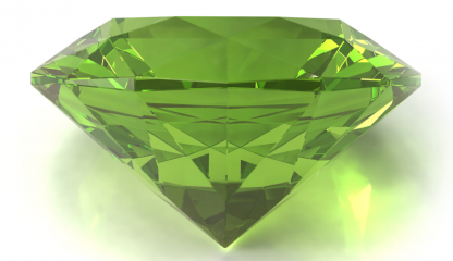 Birthstone of the Month for August: Peridot