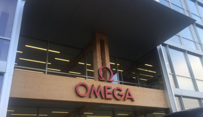 Lancaster Store Manager Becomes an Omega Grand Ambassador