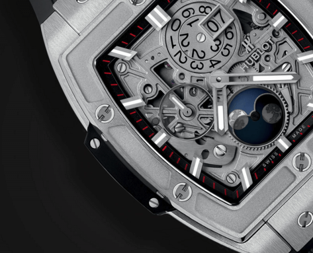featured image - hublot spirit of big bang