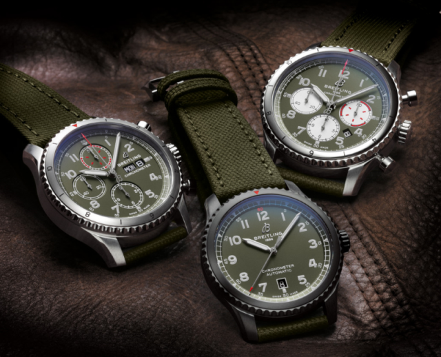 breitling Curtiss Warhawk watches - featured image
