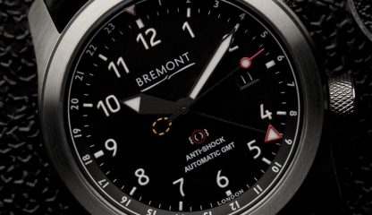 Bremont: Martin-Baker Collection and the MBIII
