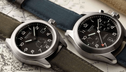 The New Bremont Armed Forces Collection