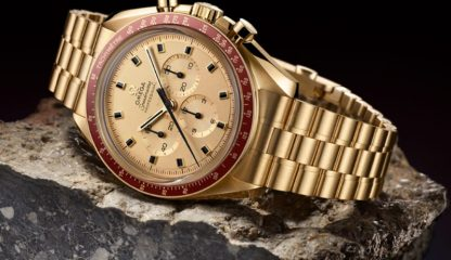 New Omega Apollo 11: Out Of This World