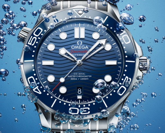 featured - omega diver 300m