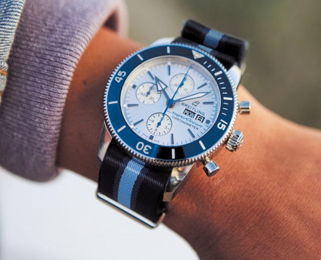 featured - breitling superocean heritage limited edition