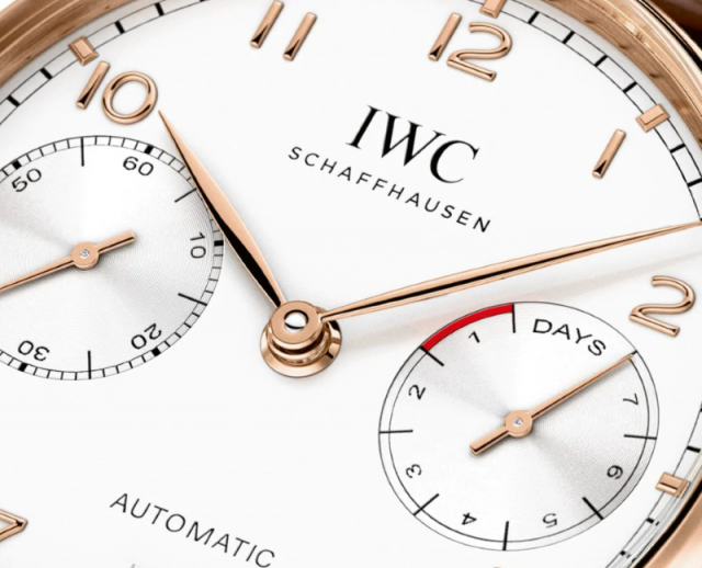 featured image - iwc portugieser