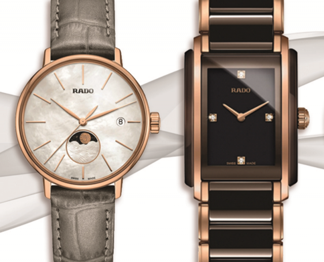 featured - rado watches
