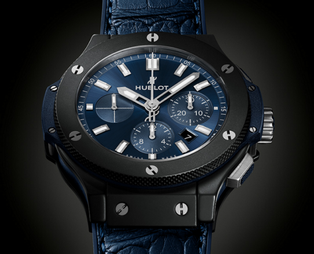 hublot big bang - featured image