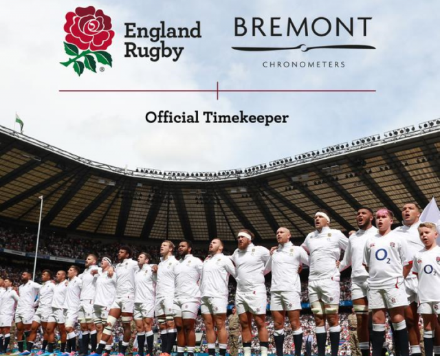 featured image - bremont rose rugby