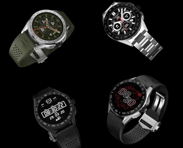tag heuer connected watch - featured image