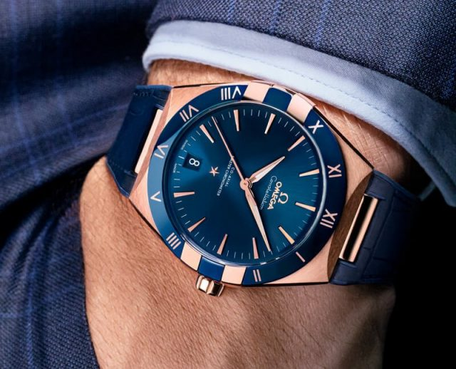omega constellation for gents - featured image