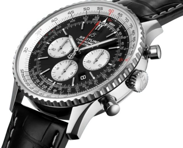 breitling chonograph - featured