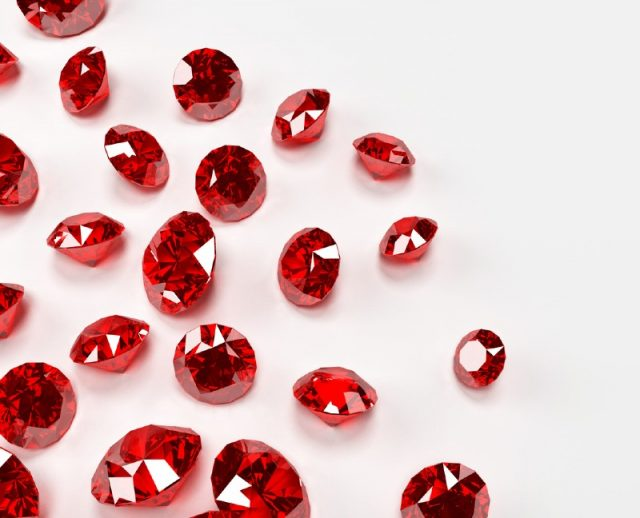 ruby stones - featured image