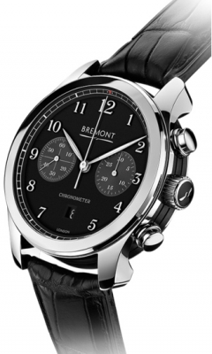 Bremont ALT1-C Polished Black Watch