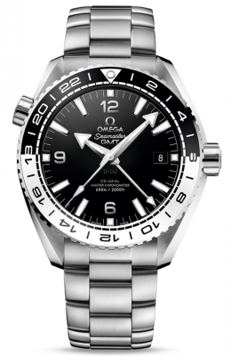 Omega Seamaster Planet Ocean 600m Co-Axial GMT 43.5mm Watch