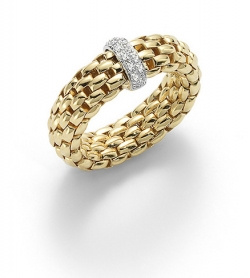 Fope Flex'It Vendome Ring