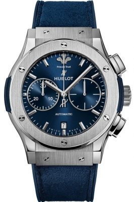 Limited Edition Hublot Classic Fusion Princes Trust Watch
