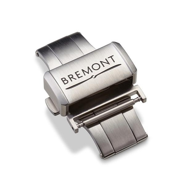 Bremont Stainless Steel Deployment Clasp