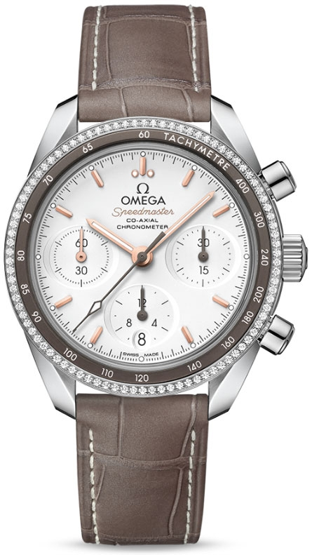 OMEGA Speedmaster Co-Axial Chronograph 38mm Watch