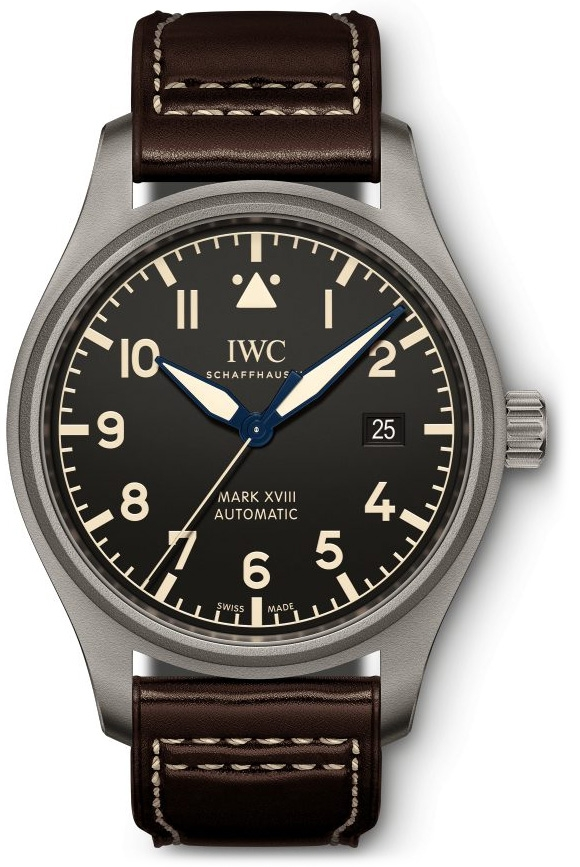 IWC Pilot's Mark XVIII Heritage Watch