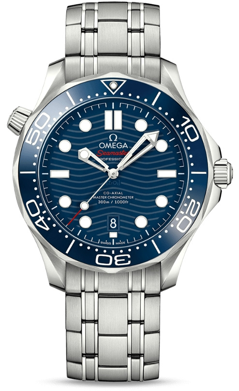 Omega Seamaster Diver 300 Chronometer 42mm Watch