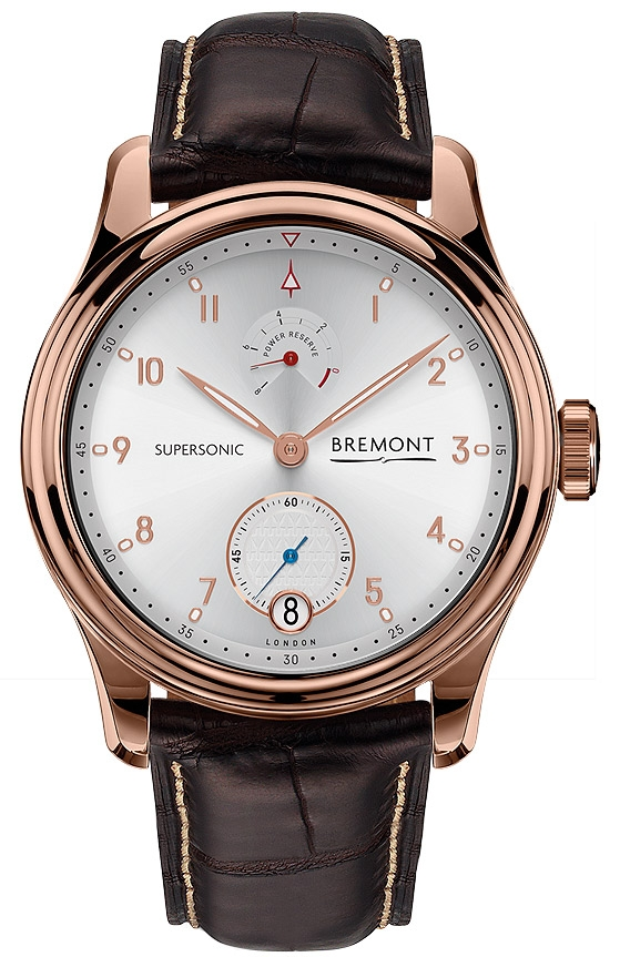 Limited Edition Bremont Supersonic 18ct Rose Gold Watch