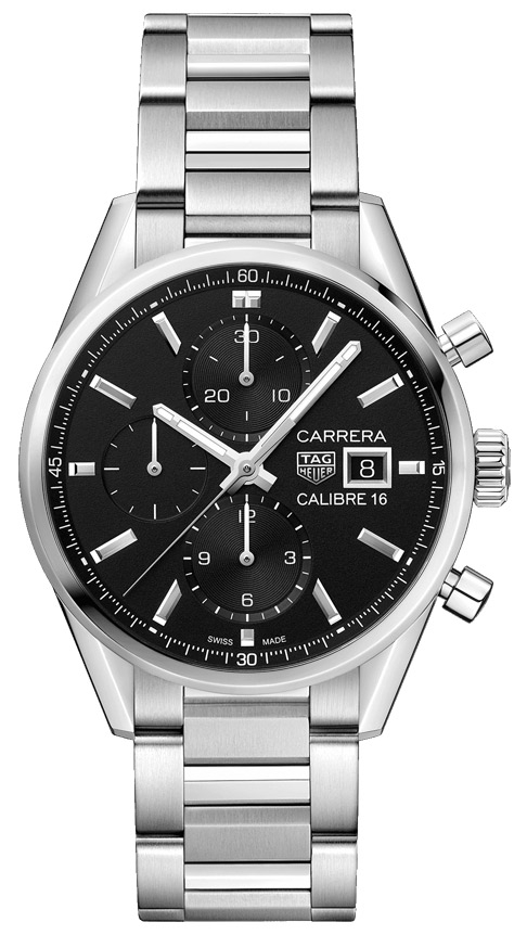 TAG Heuer Carrera Calibre 16 Chronograph 41mm Watch