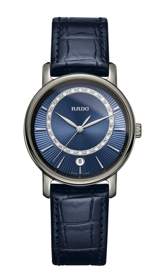 Rado Diamaster Diamonds 33mm Watch