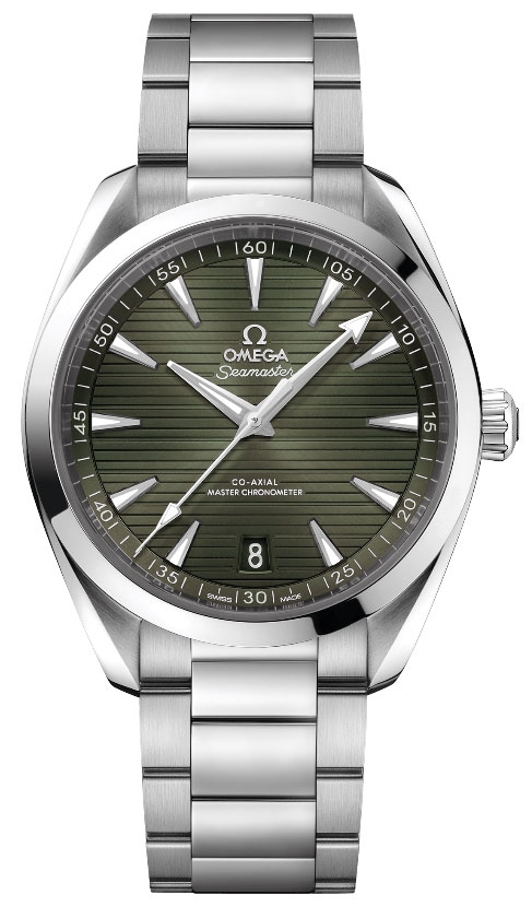 OMEGA Seamaster Aqua Terra 150M Co-Axial Chronometer 41MM Watch