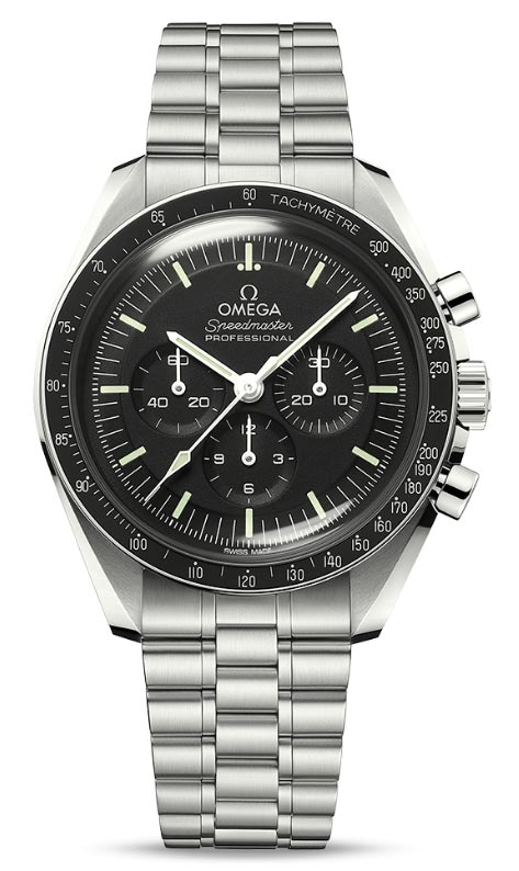 OMEGA Speedmaster Moonwatch Master Chronometer Hesalite 42 mm Calibre 3861 Watch