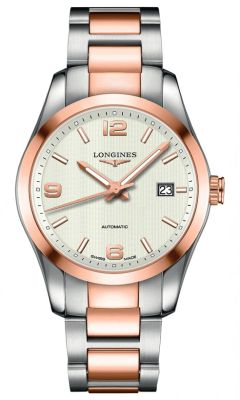 Longines Conquest Automatic 40mm Watch
