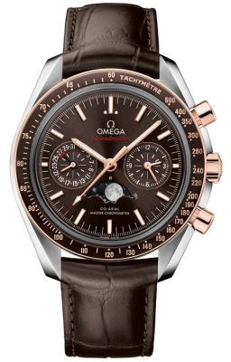 OMEGA Speedmaster Chronograph Moonphase Watch
