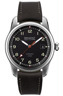 Bremont AIRCO Mach 1 Leather Strap Watch