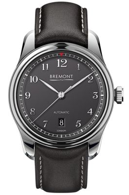 Bremont AIRCO Mach 2 Leather Strap Watch