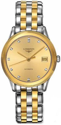 Longines Flagship Collection Automatic Watch