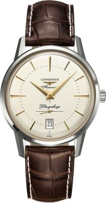 Longines Heritage Flagship Automatic Watch