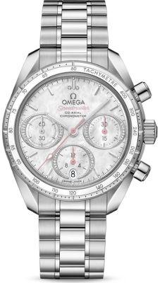 OMEGA Speedmaster 38 co-Axial Chronograph 38mm Watch
