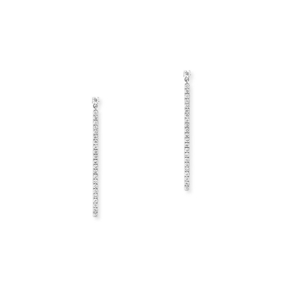 Messika Gatsby Bar Earrings